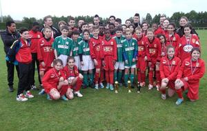 DOUBLE BLESOIS EN COUPE U13