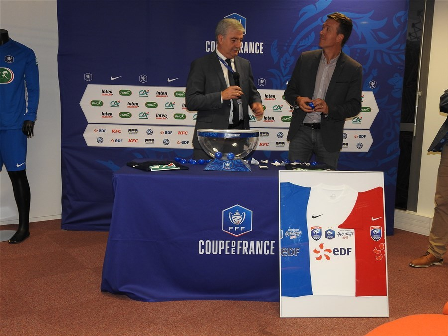 Coupe de France : Ce sera Montlouis