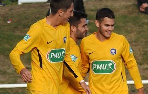 N2 : COUPE de FRANCE, CA PASSE…