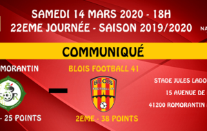 BILLETTERIE SO ROMORANTIN - BF41