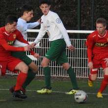 COUPE DU CENTRE (U18 R2) : BLOIS FOOT 41 - SO ROMORANTIN