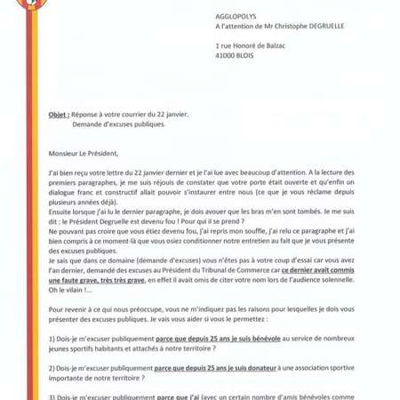 COURRIER AGGLOPOLYS 3
